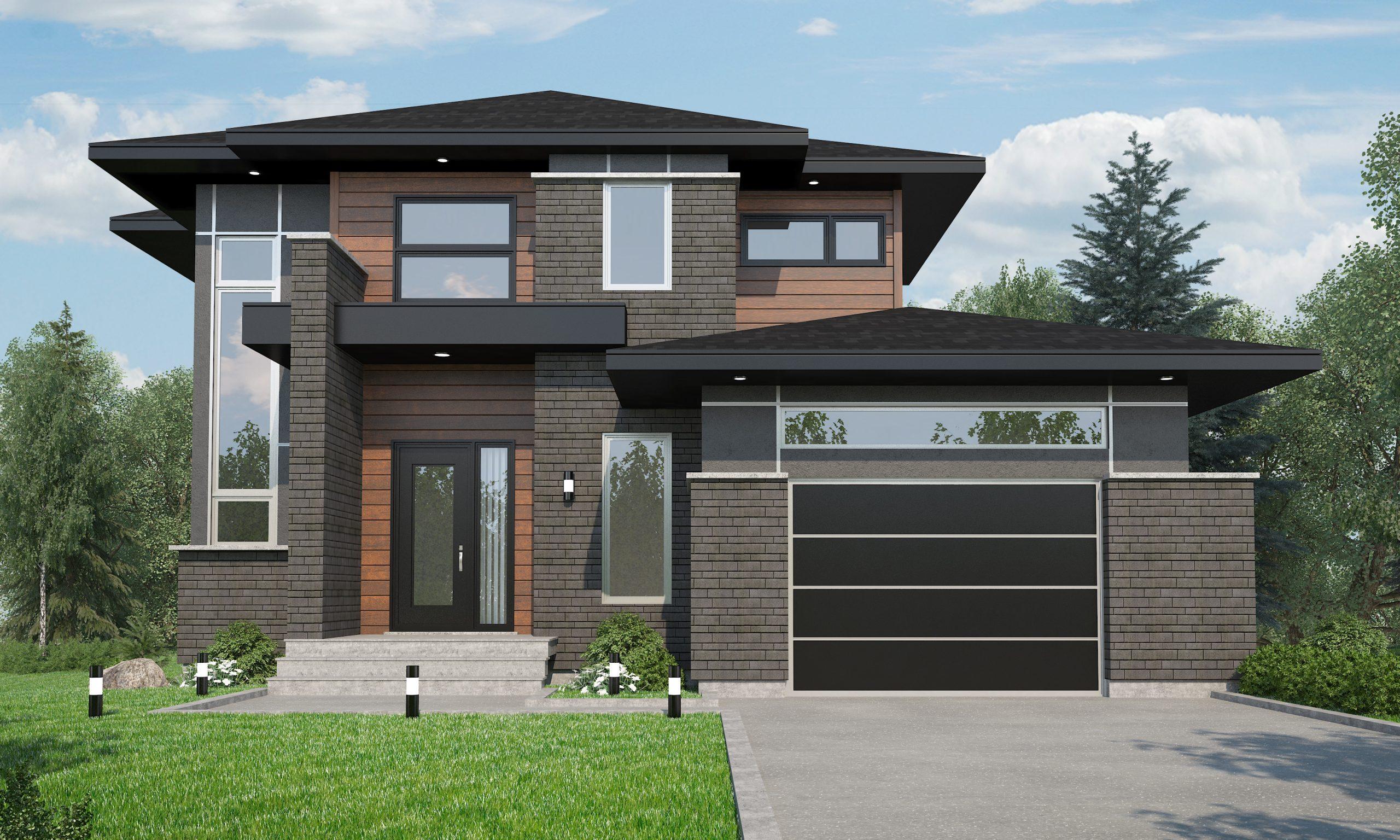 Construction SM Pro image modele APERO façade